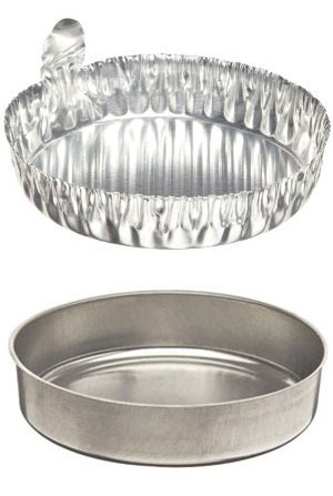 Conservation Support Systems Aluminum Weighing Dishes