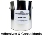 Adhesives & Consolidants