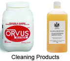 Cleaning Agents & Products