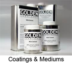 Coatings, Mediums & Modifiers