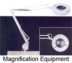 Magnification Equipment